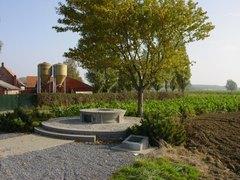Herdenkingsboom en oorlogsmonument Princess Patricia's Canadian Light Infantry