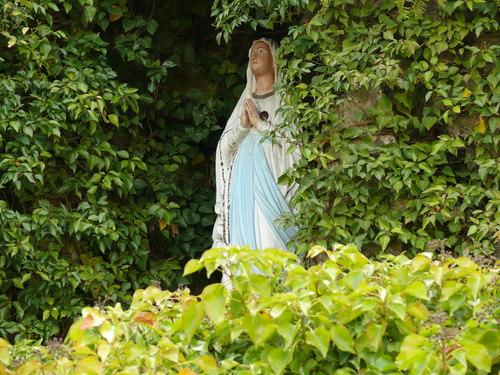 Zottegem Grotstraat zonder nummer Onze-Lieve-Vrouw-van-Lourdesgrot