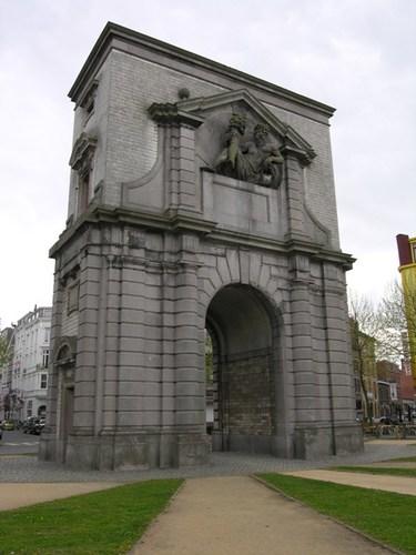 Antwerpen Gillisplaats zonder nummer Waterpoort