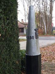 Grenspaal nummer 180