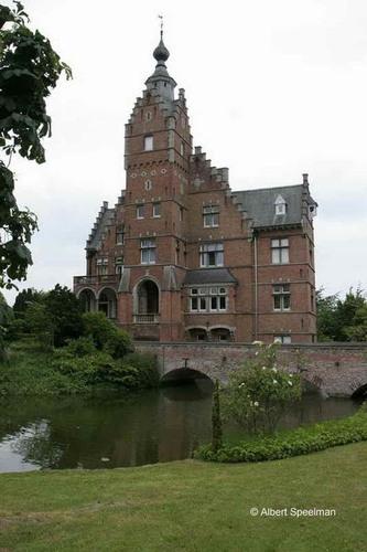 Waregem Zuiderlaan 54 kasteel van potegem
