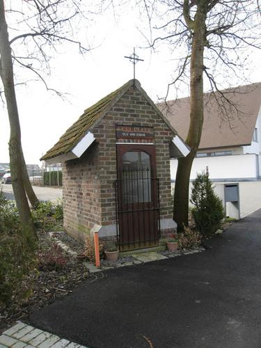 Waregem Blauwe-Zwaanstraat zonder nummer Kapel Onze-Lieve-Vrouw van Genade