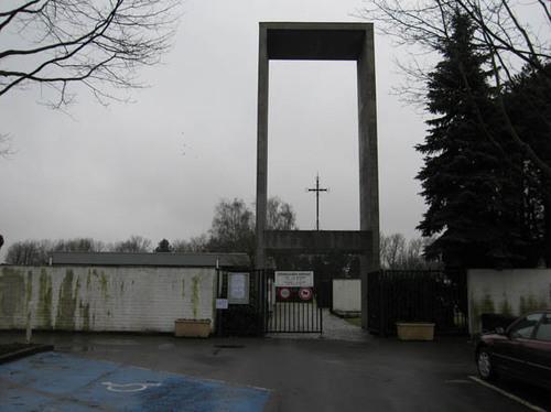 Waregem Deerlijkseweg 52 begraafplaats