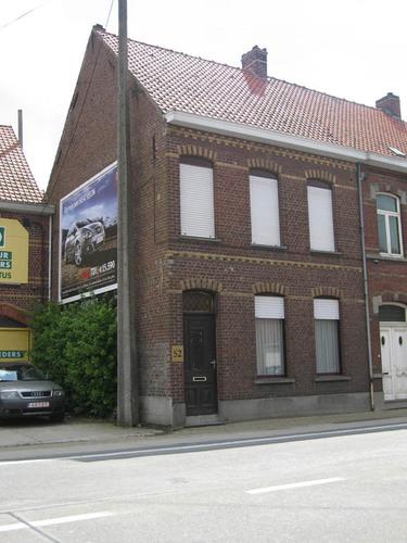 Waregem Kortrijkseweg 52