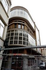Elektrisch onderstation ontworpen door J.A. De Bondt