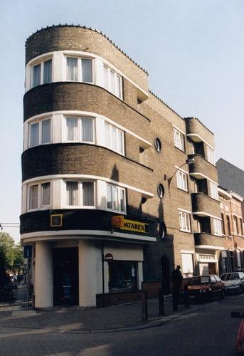 Vilvoorde Guldenschaapstraat 2 en Toekomststraat 1-3