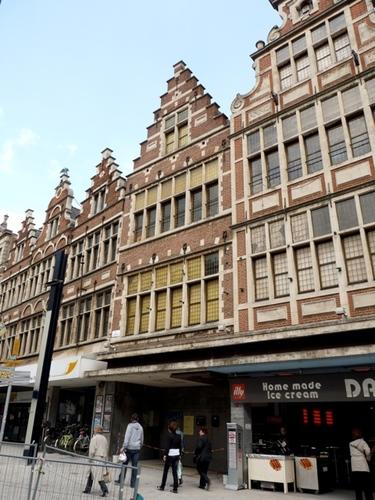 Gent Korenmarkt 3, 3A-E