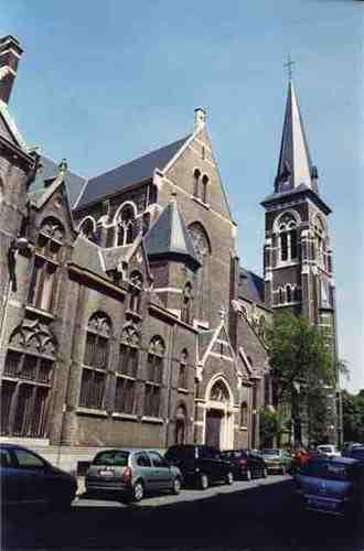 Antwerpen Koxplein zonder nummer kant Betogingsstraat