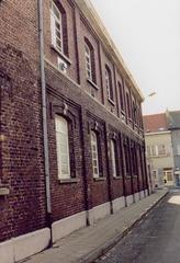 Portaelsschool, voorheen stokerij E. Portaels