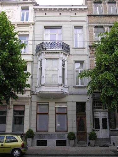Antwerpen Emiel Banningstraat 3