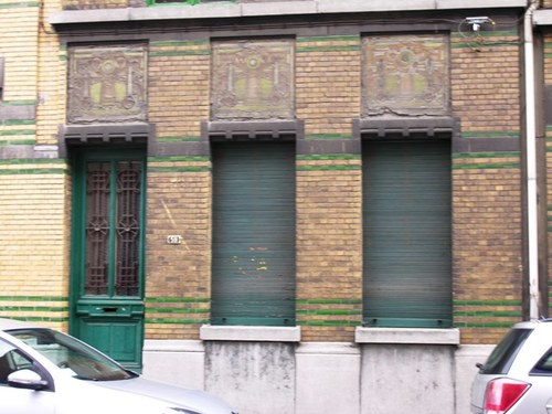 Antwerpen Edward Pecherstraat 58
