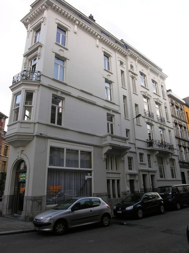 Antwerpen Edward Pecherstraat 1-3