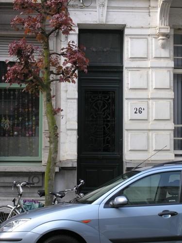 Antwerpen Kasteelstraat 26-26A