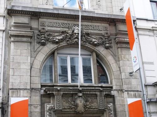 Antwerpen Kasteelstraat 17