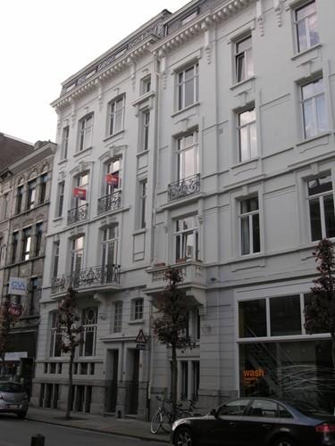 Antwerpen Kasteelstraat 6-4