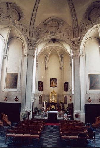 Vilvoorde Trooststraat 2 kapel