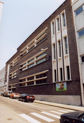 Vilvoorde Van Helmontstraat 6 kant Leopoldstraat
