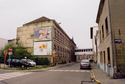 Vlaanderenstraat straatbeeld