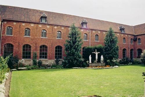 Vilvoorde Trooststraat 2 klooster
