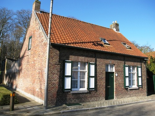Arbeiderswoning in Loppem