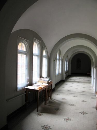 Zedelgem Sysen 8 Interieur