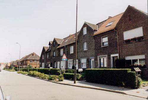 Hoveniersstraat pare kant