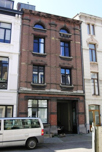 Antwerpen Pacificatiestraat 46