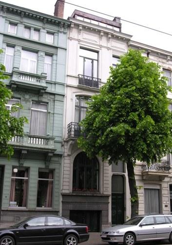 Antwerpen Leopold de Waelstraat 14