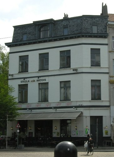 Antwerpen Graaf van Hoornestraat 1