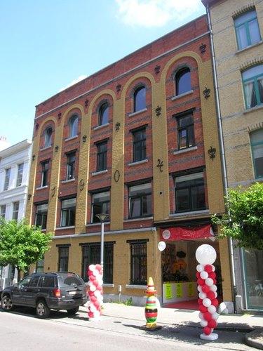 Antwerpen Museumstraat 31-35