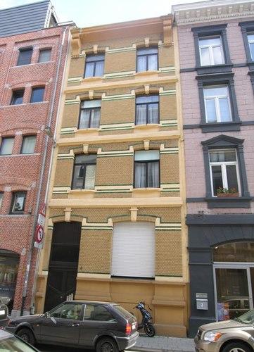 Antwerpen Pourbusstraat 1