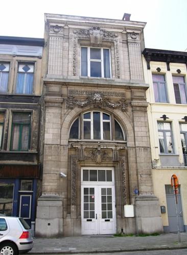 Antwerpen Verschansingsstraat 43