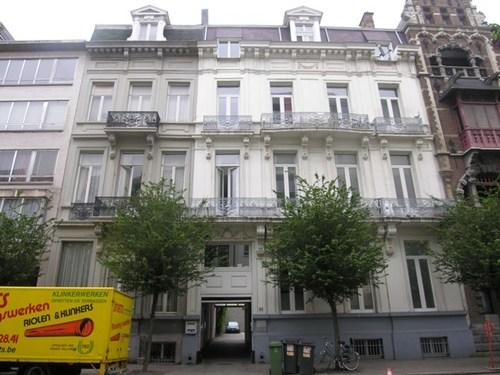 Antwerpen Tolstraat  81-83
