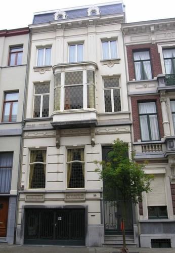 Antwerpen Vrijheidstraat 29
