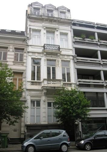 Antwerpen Vrijheidstraat 36
