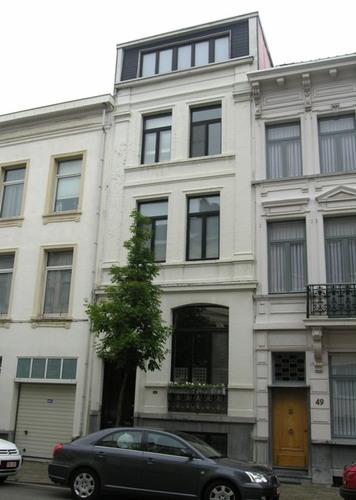 Antwerpen Vrijheidstraat 47