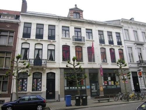 Antwerpen Verbondstraat 75-79