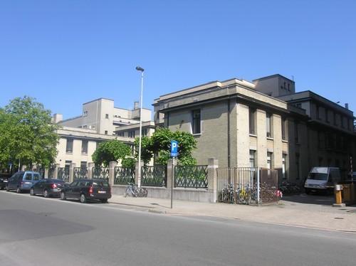Antwerpen Nationalestraat 155/Kronenburgstraat