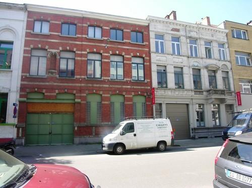 Antwerpen Kronenburgstraat 28-26