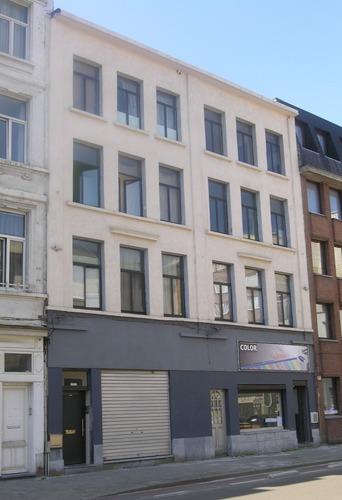 Antwerpen Kronenburgstraat 52-54