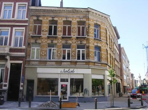 Antwerpen Kronenburgstraat 84