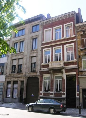 Antwerpen Kronenburgstraat 88-86