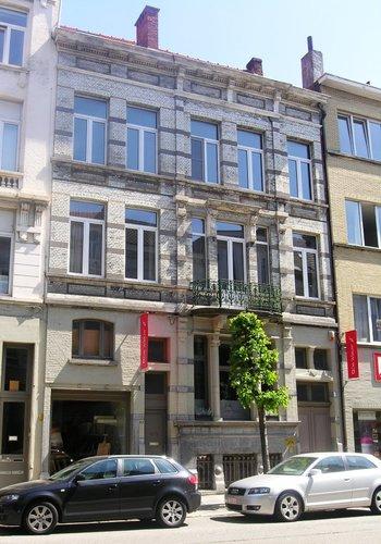 Antwerpen Scheldestraat 55-57
