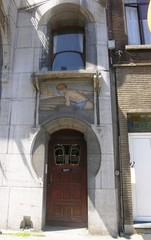 Antwerpen Volkstraat 40 (https://id.erfgoed.net/afbeeldingen/133955)