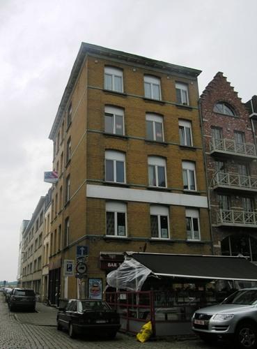 Antwerpen Lakenstraat 7/Waalsekaai