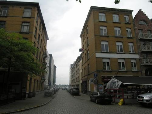 Antwerpen Lakenstraat 7 en 16