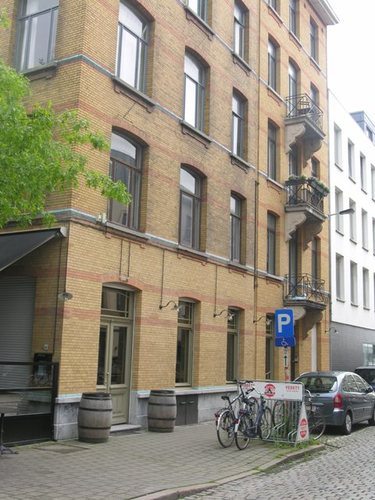Antwerpen Lakenstraat 16