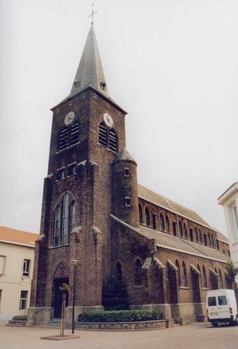 Vilvoorde Kerkstraat zonder nummer kerk