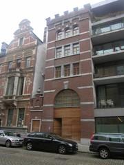 Fabrieksgebouw van de Compagnie Electrique Anversoise