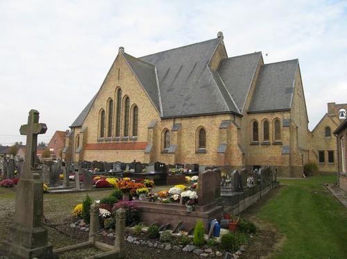 Koekelare Ommegangstraat zonder nummer kerk